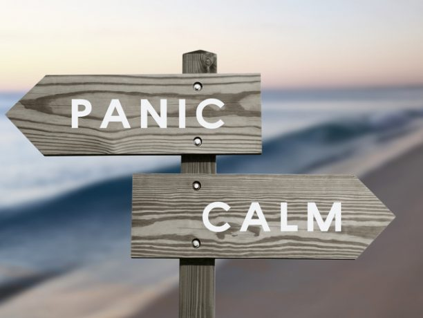 Three Ways to Keep Calm and Stay Grounded Through This Crisis